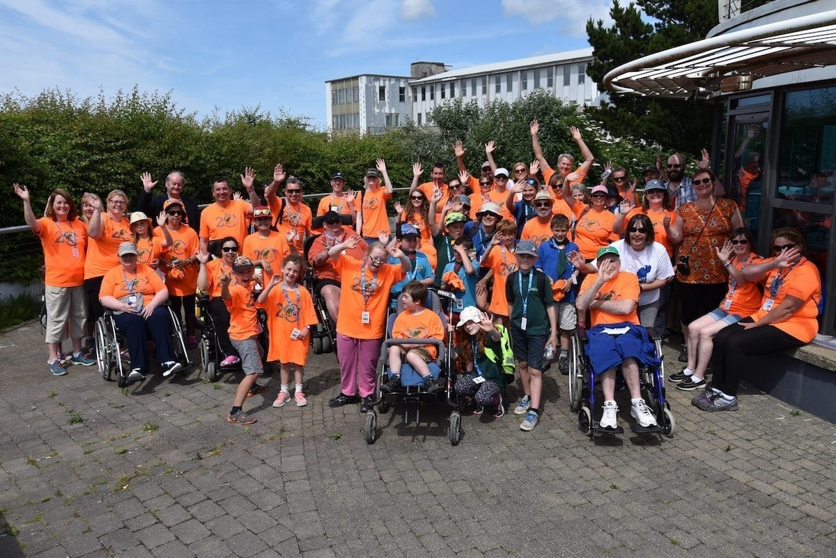 Accessible Route – Saffery Rotary Walk